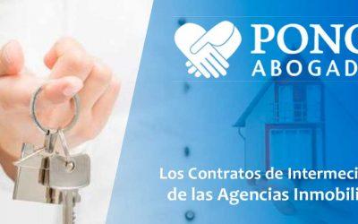 Los Contratos de Intermediación de las Agencias Inmobiliarias